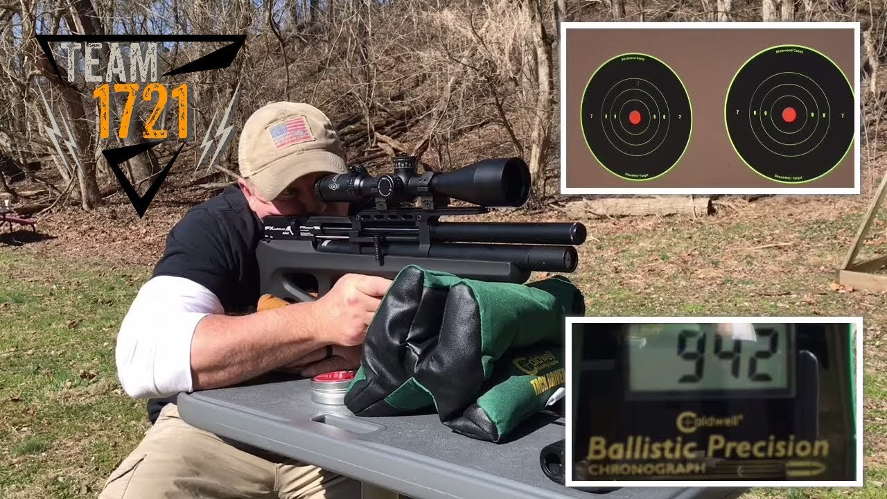FX Wildcat MK2 Plinking at 75 Yards