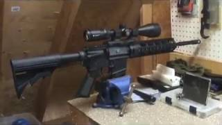 Palmetto State Armory/ Hardened Arms range/target rifle