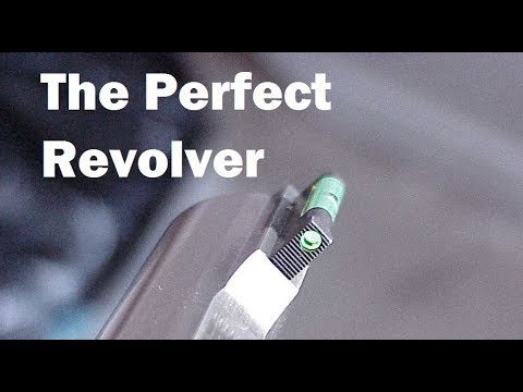 Ruger SP101 The Perfect Revolver