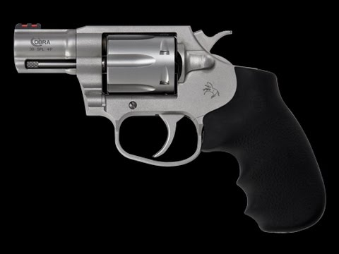 Colt Cobra 38 +P Revolver Returns 2017