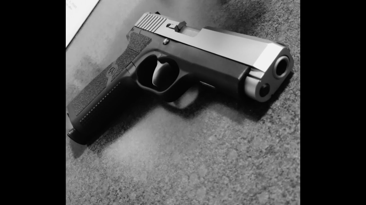 The Kahr CT9...accuracy testing and range report.