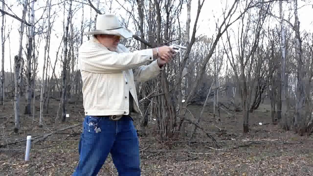 Ruger SP101 .357 Magnum Custom