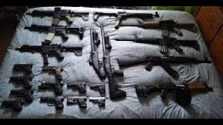Gun Collection 2018