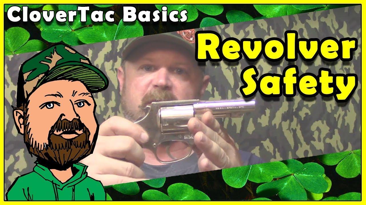 Revolver Cylinder Blast Demonstration  - Cylinder Gap Injury - How To Properly  Shoot A Revolver
