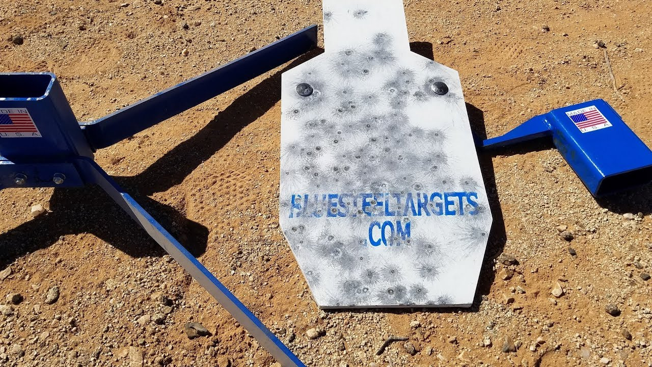 💥Best Steel Targets For Rifles and Hanguns?!😍