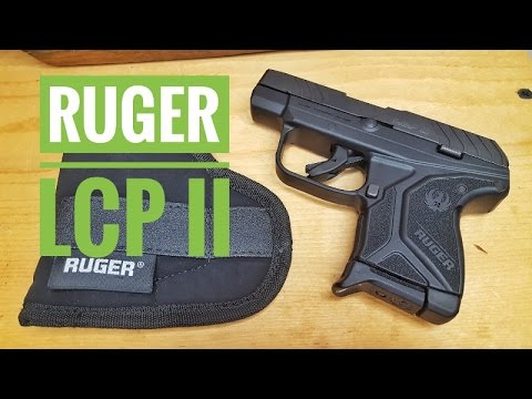Ruger LCP 2 FIRST IMPRESSIONS