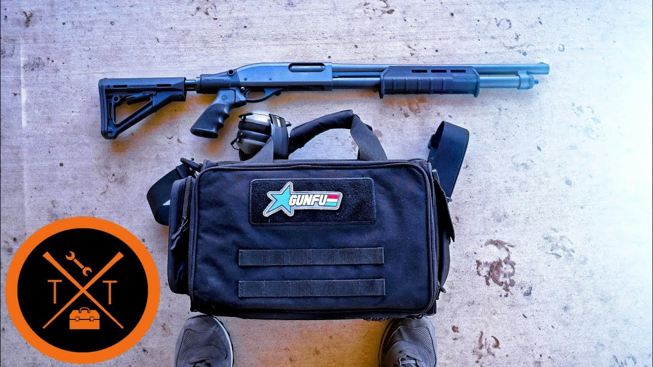 Range Bags For Handguns // (w/Links & Codes)