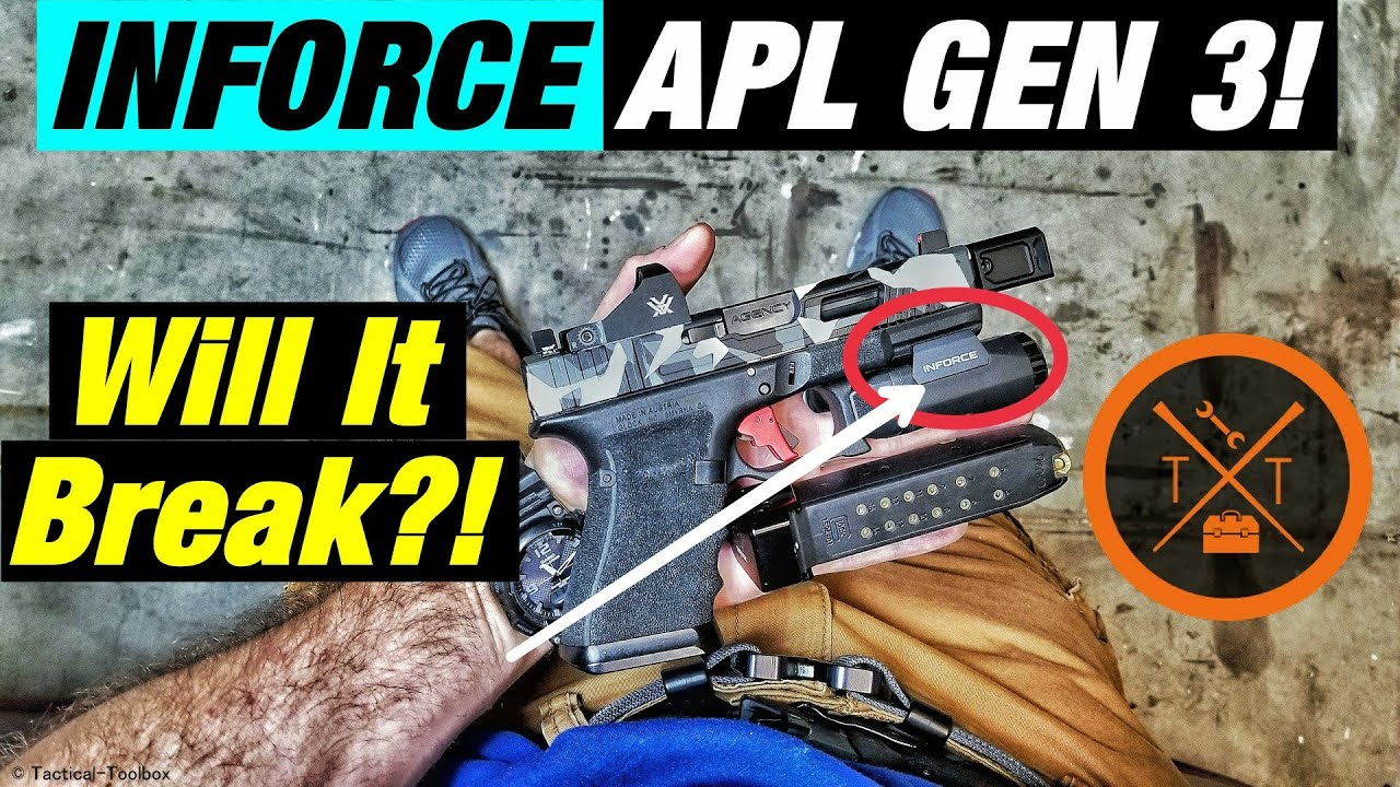 Best Weapon Light for Glock 19!?