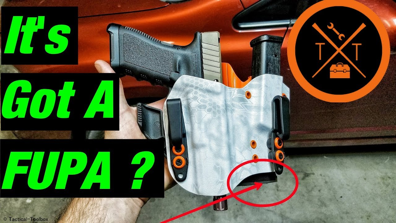 💥(HOW-TO) Appendix Carry Glock 17 LIKE a BOSS!