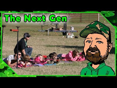 The Next Generation - Selecting A Youth Hunting Rifle