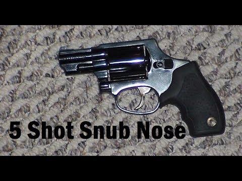 Taurus 85CH 38 Special Revolver