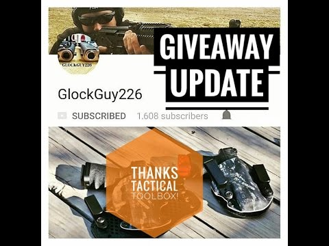 TACTICAL TOOLBOX SHOUT OUT!