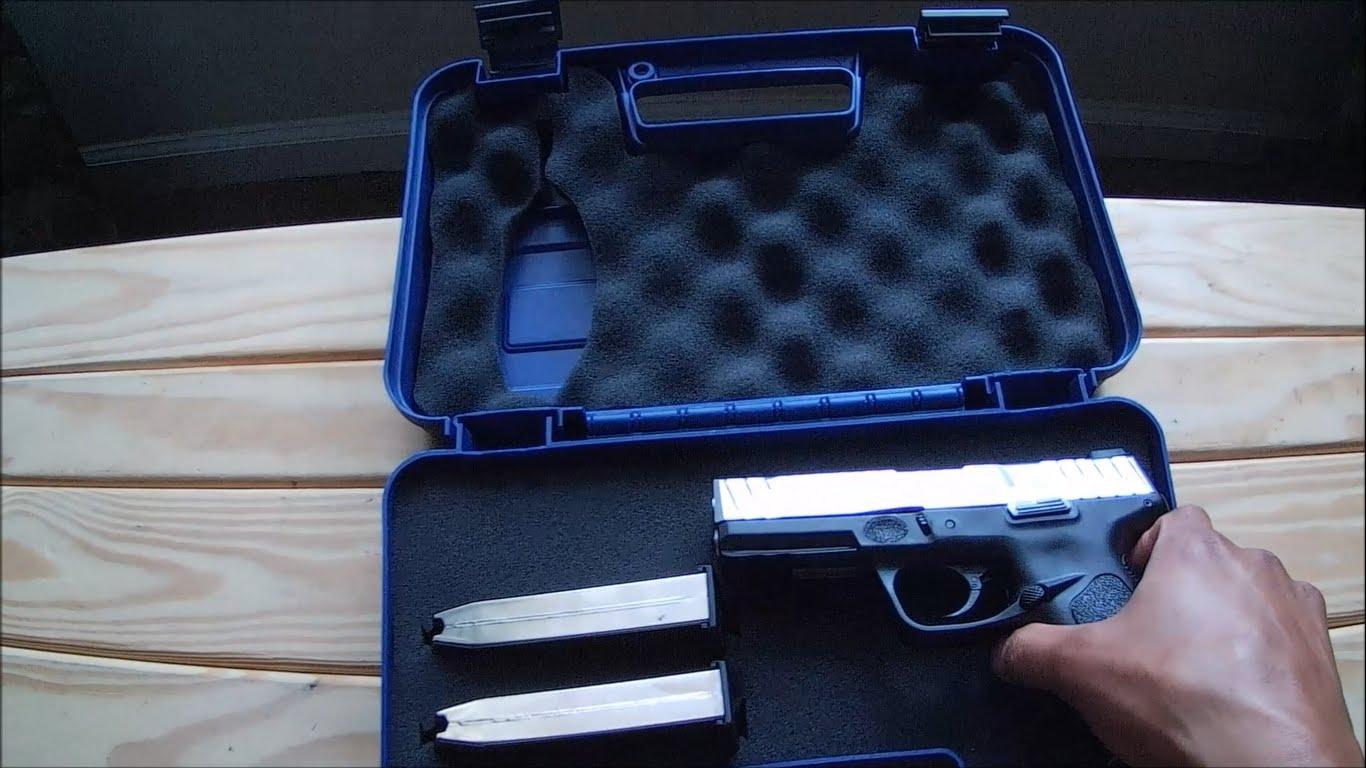 S&W SD9VE 9mm Pistol Review