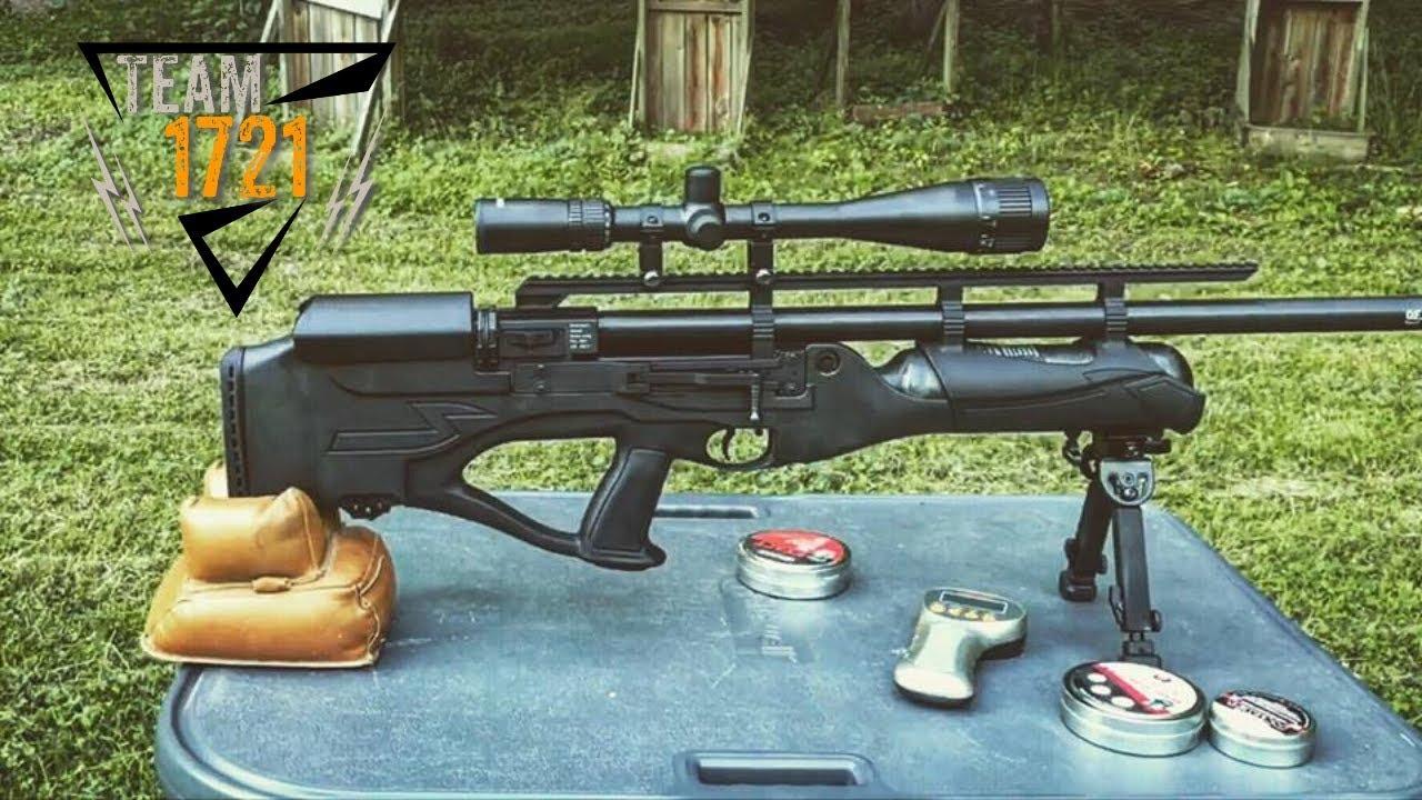 Hatsan Hercules Bully  30 Cal Airgun