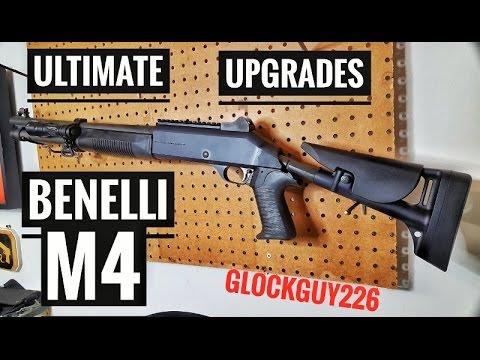 BENELLI M4 UPGRADES!
