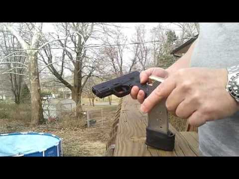 Springfield XDs: To Extended Magazine or Not to Extended Magazine?