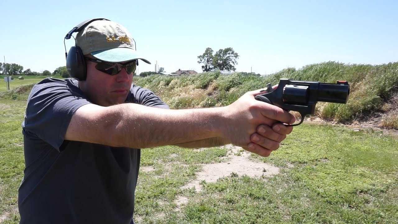 Rossi Model 44102 .44 Magnum Revolver Range Test and Accuracy Report!