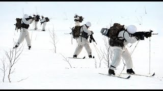 cqb airsoft the winter war battle Stations activities fighting in the snow