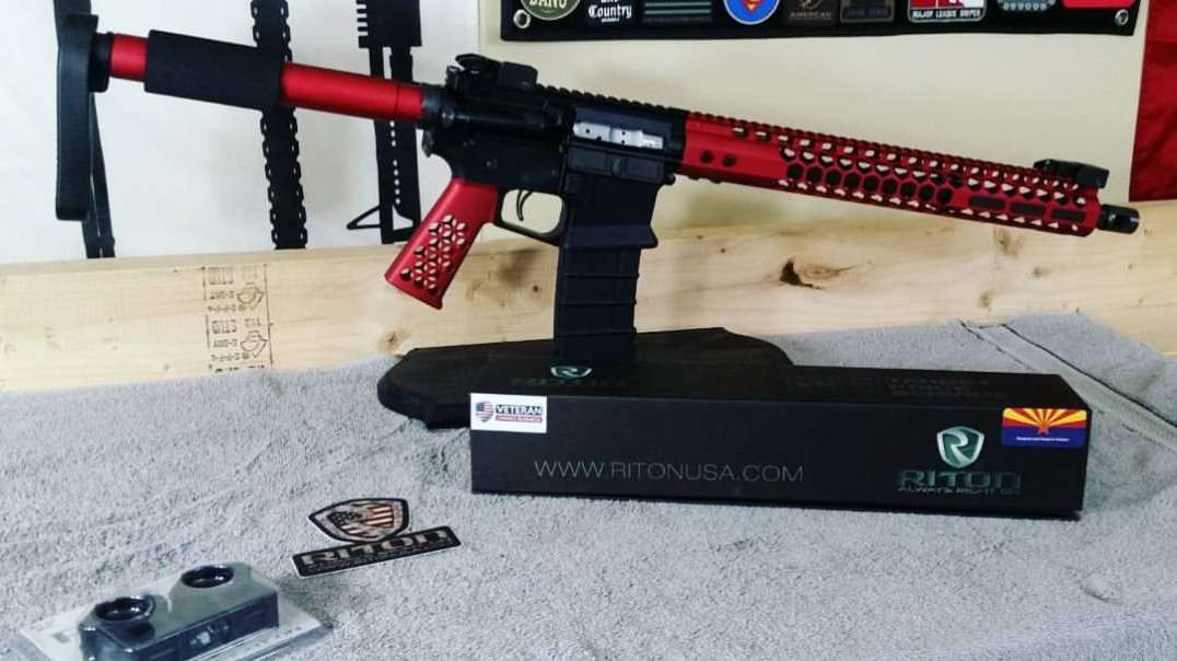 The 50 States of AR-15: Arizona Rifle Build - KE Arms, Elftman Tactical, Guntec USA, Young MFG
