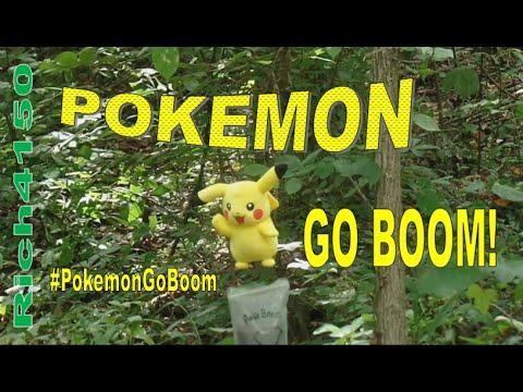 Pokemon Go Boom!