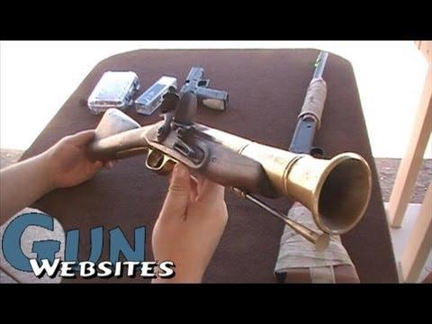 Blunderbuss: Pirate / Pilgrim Gun