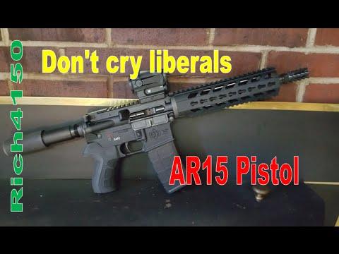 New AR15 Pistol