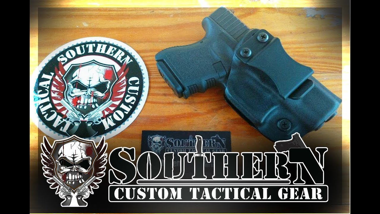 SOUTHERN CUSTOM TACTICAL PRO CARRY  IWB HOLSTER
