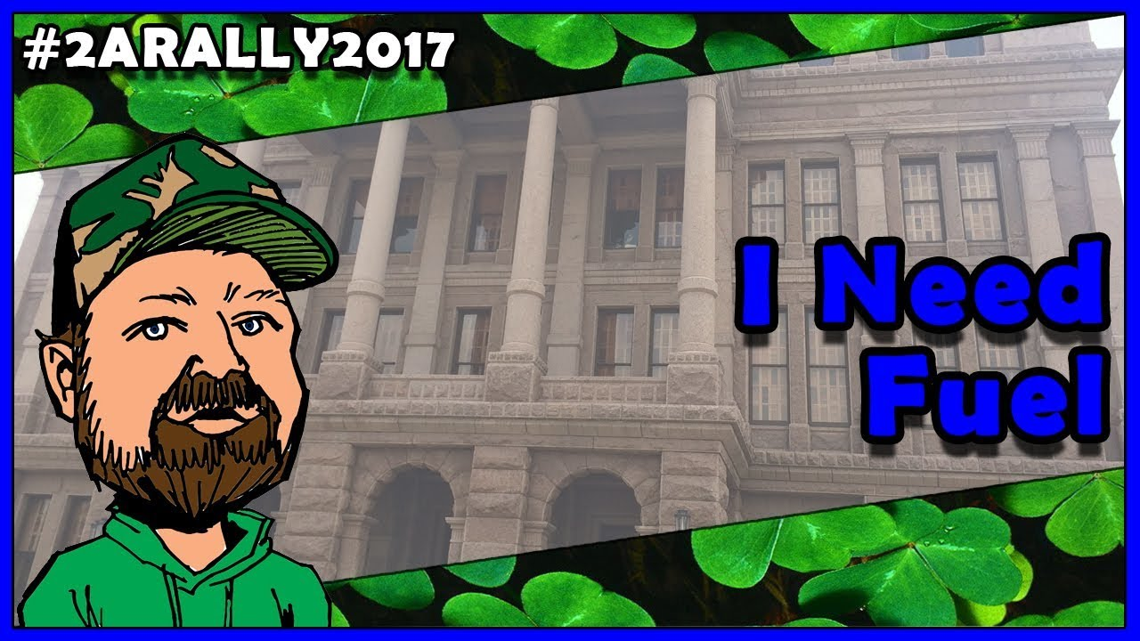 Quick Fuel Stop - #2ARALLY2017 - 2A Capitol Rally Austin Texas