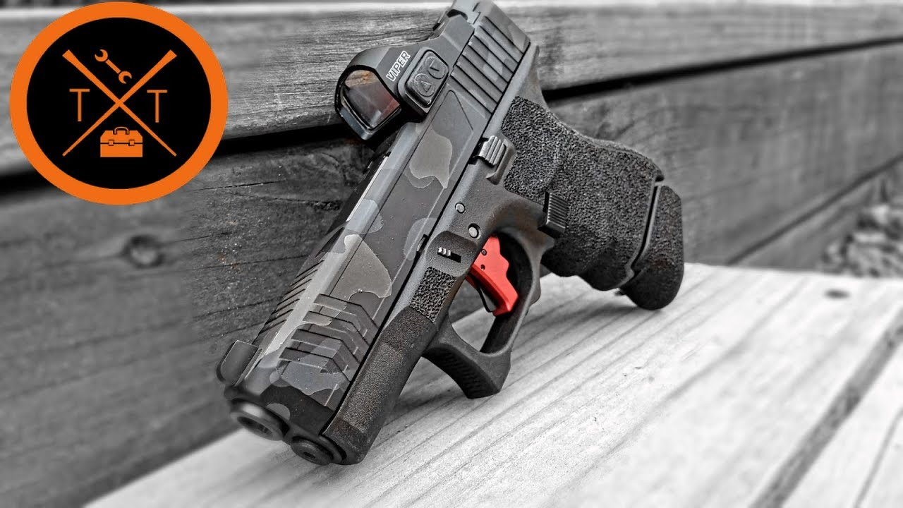 Affordable Custom Glock 26 & Glock 19 Review! w/Coupon Code