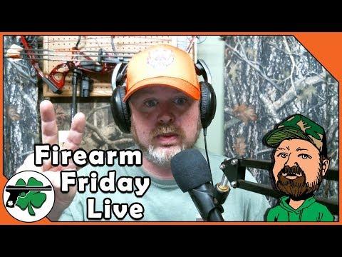 1,500 Subscriber Extravaganza - Firearm Friday LIVE