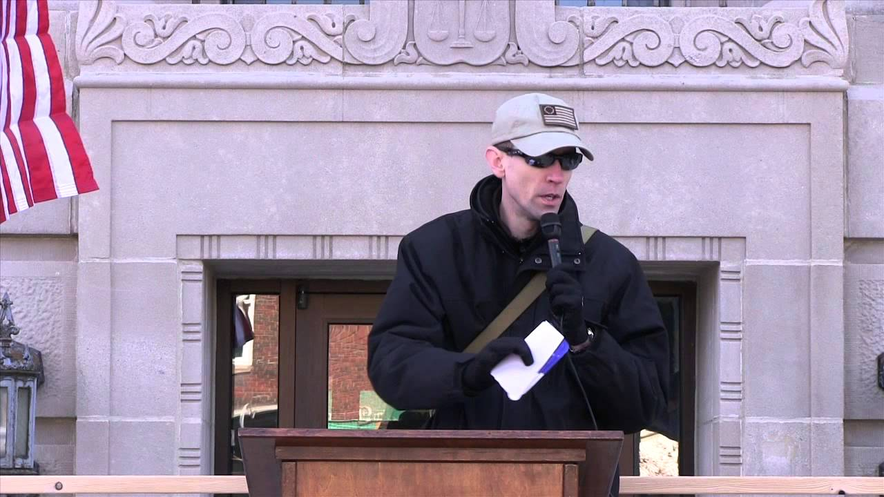 Second Amendment Rally Speech - Joe 13C 3-24-2013
