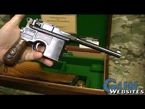 9mm Broomhandle Mauser