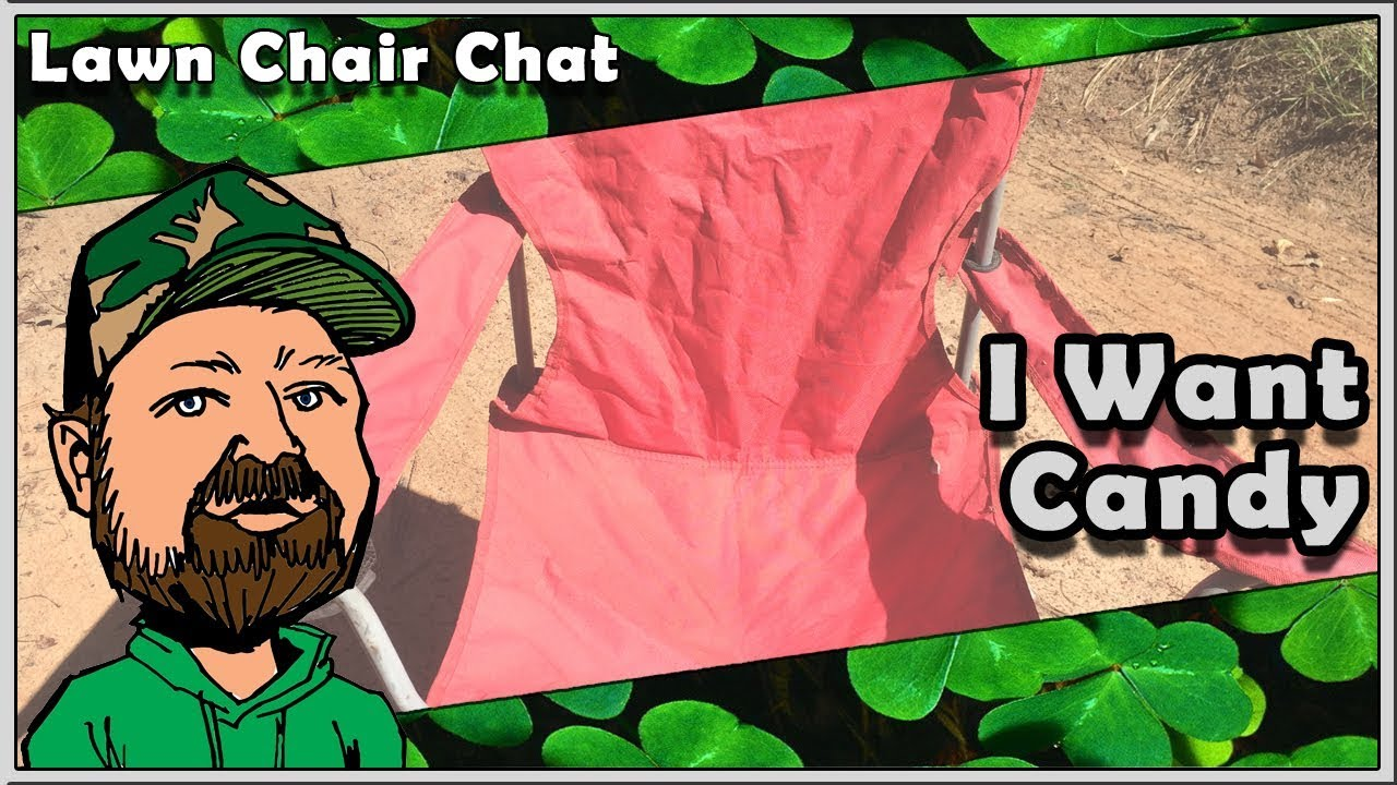 CloverTac Lawn Chair Chat - Getting Ready For Tulsa - Halloween Candy Talk - Cement Ponds