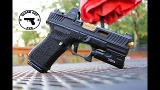CUSTOM YET AFFORDABLE GLOCK 19 FROM LOKI TACTICAL!