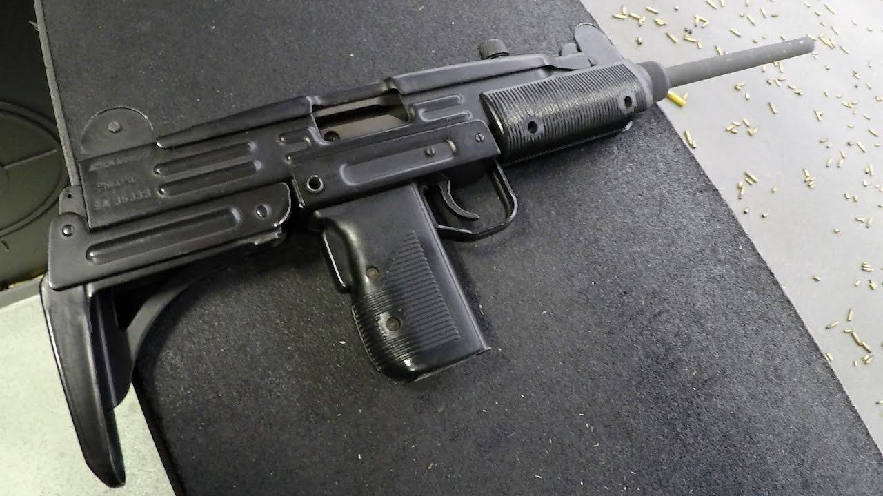 uzi 9mm build part 8