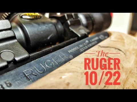 Custom Ruger 10/22!