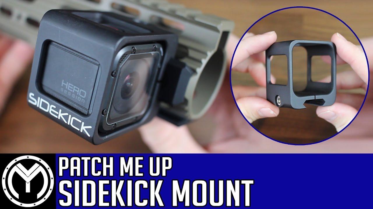 Best Camera Setup? | SideKick Mount | GoPro Session