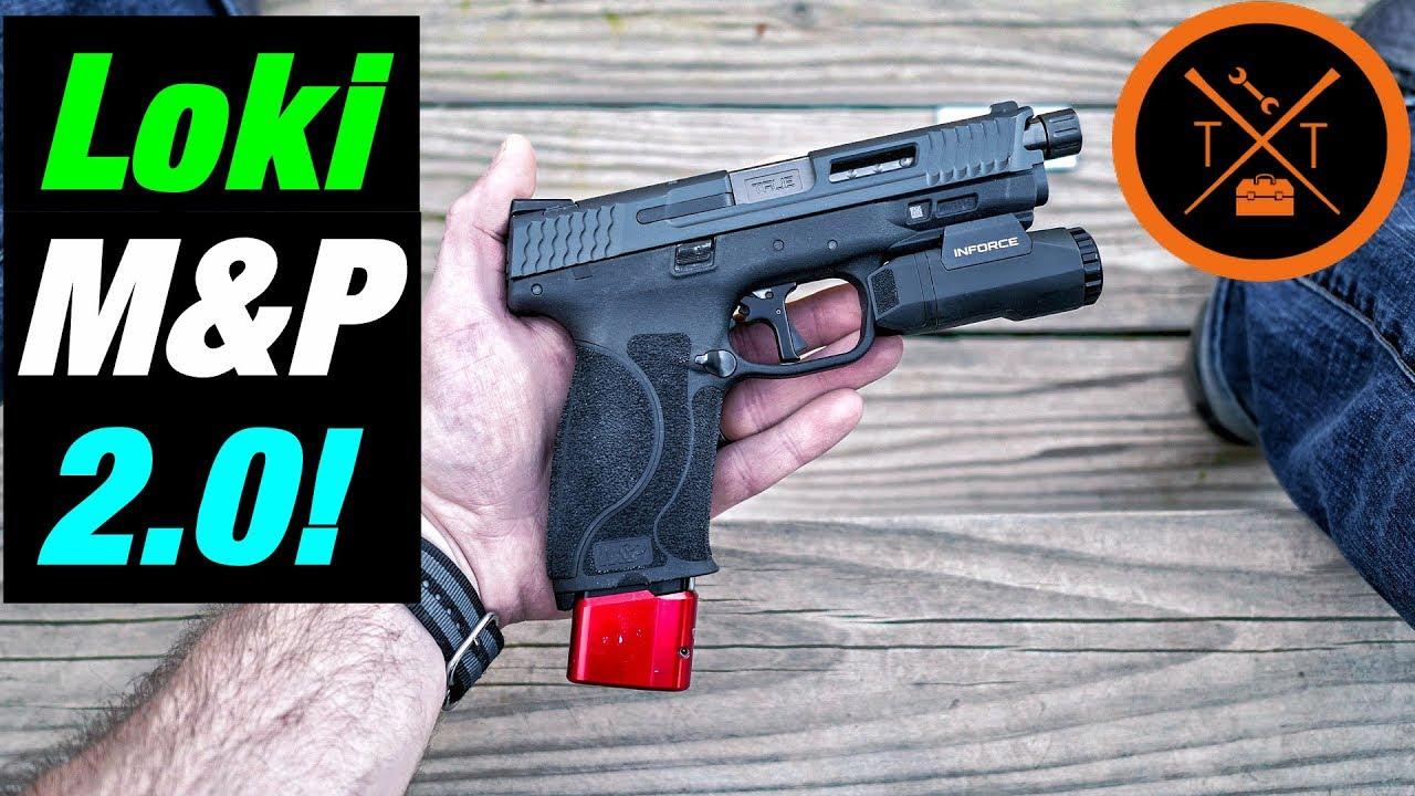 Custom Smith & Wesson M&P 2.0 // ...(w/ Links & Codes)