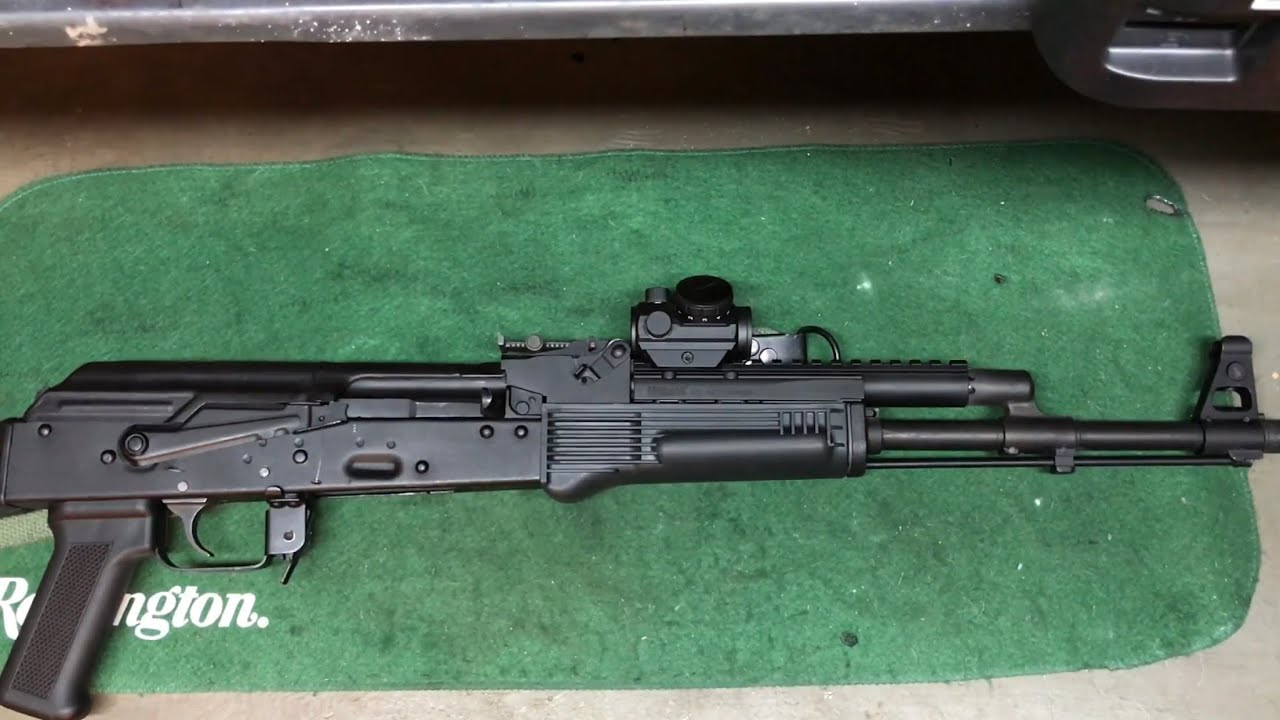 Arsenal SLR 107R (11) with Ultimak and Krebs G2