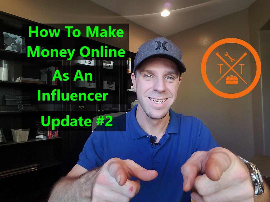 Side Hustle Influencer,. How To Make Money From Home! Update #2