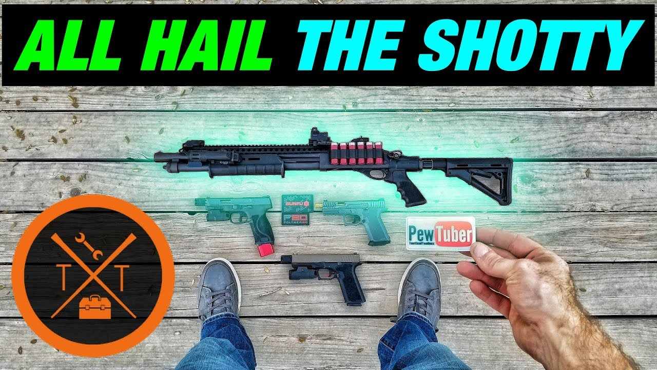 IS IT Reliable?? // Best Tactical Shotgun For Home Defense? ...(w/ Links & Codes)