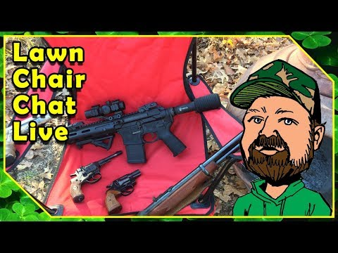 Lawn Chair Chat - Shout Outs, Shows & Staying Positive