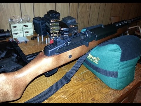 Short Ruger Mini 14 Review