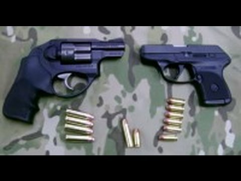Ruger LCP & LCR