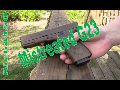 Mistreated: Glock G23
