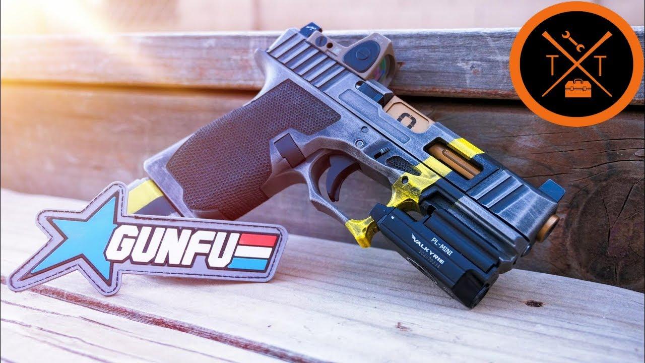 EPIC Polymer 80 Glock 19 // GunFu Valkyrie