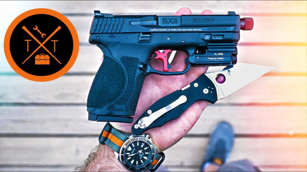 ★CUSTOM S&W M&P 2.0 Compact Barrel★ YOU Should Know About! (COUPON!)