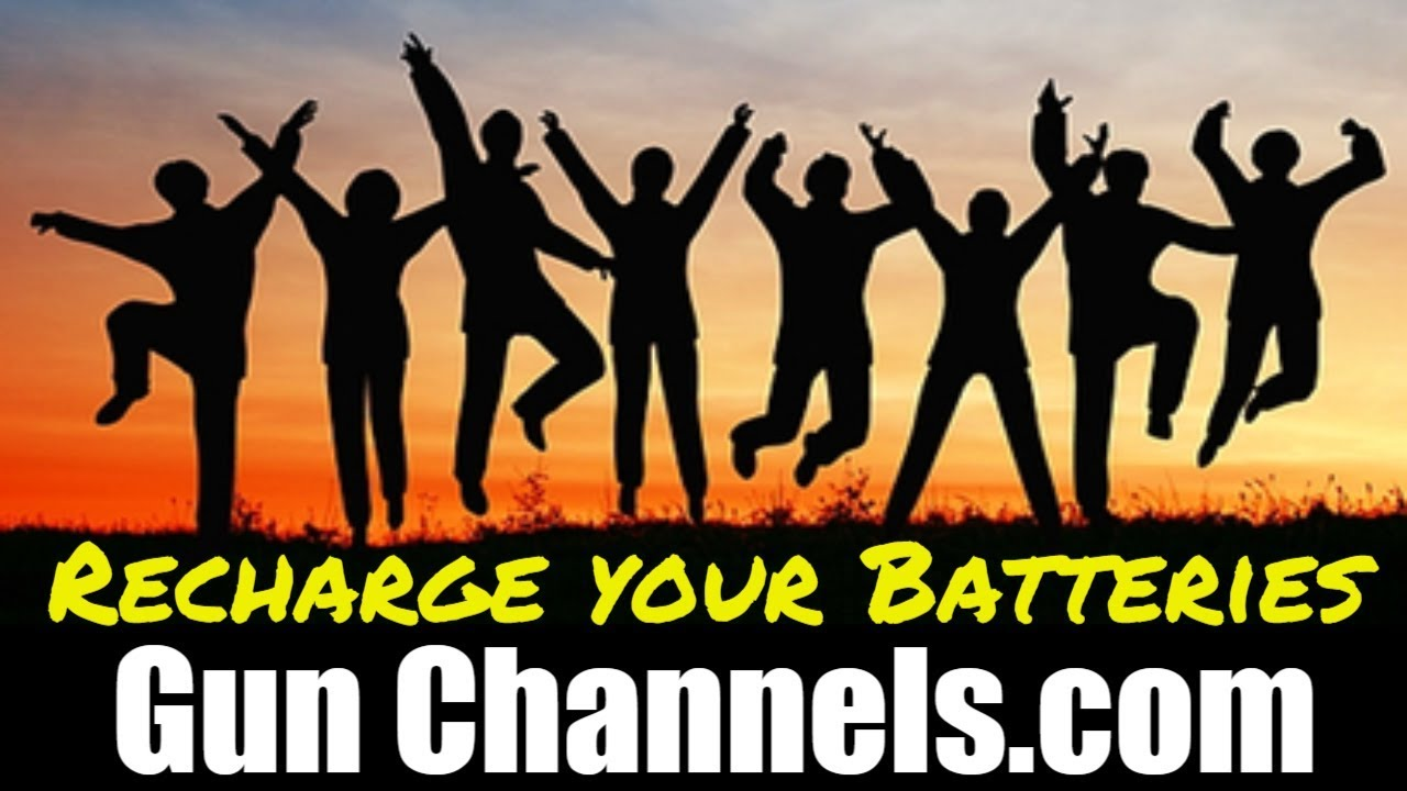 Recharge your Batteries on Gun Channels