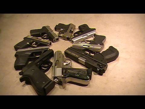 .380 Shootout - 1st Shooter