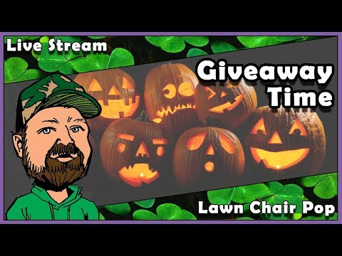 Lawn Chair Chat - Halloween Special Edition & Jack-O-Pop (45:15 Time Stamp)